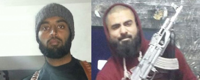 Social Media Images of Waseem and Rahman